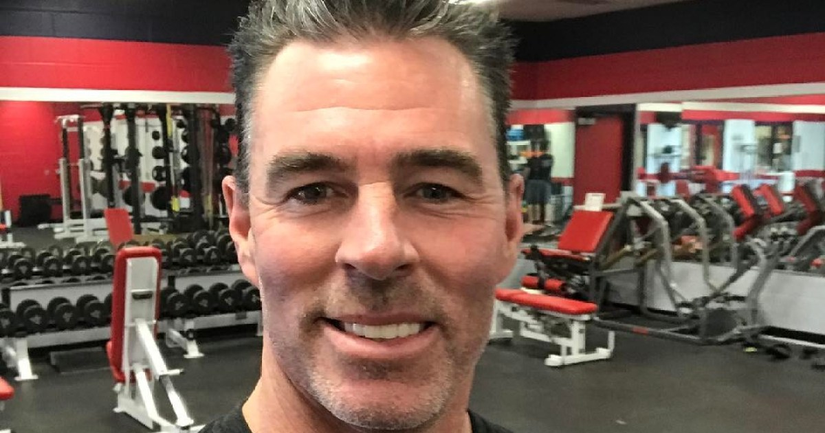 Jim Edmonds Enjoys New House With Kids Amid Meghan Split