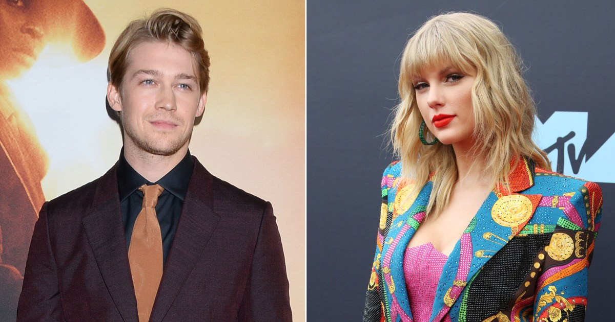 Joe Alwyn on Buzz Around Taylor Swift Romance: 'I'll Just Turn it Off'