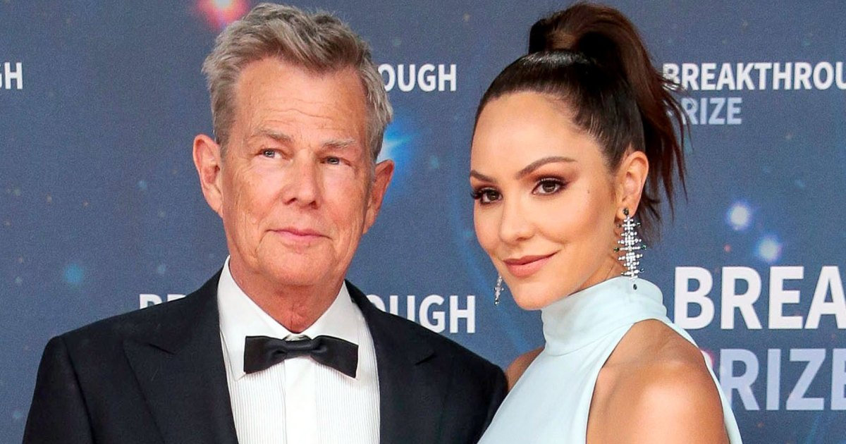 Aw! Katharine McPhee Reveals What She Loves Most About David Foster