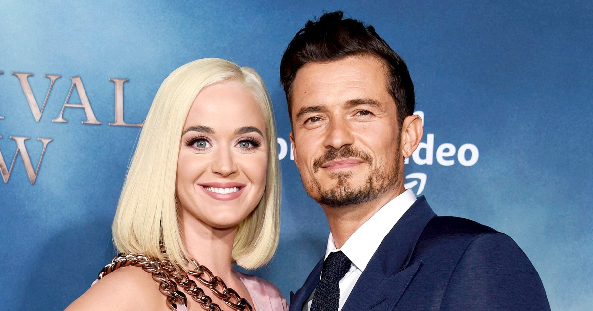 Katy Perry and Fiance Orlando Bloom Have Cute FaceTime Date With Their Dogs