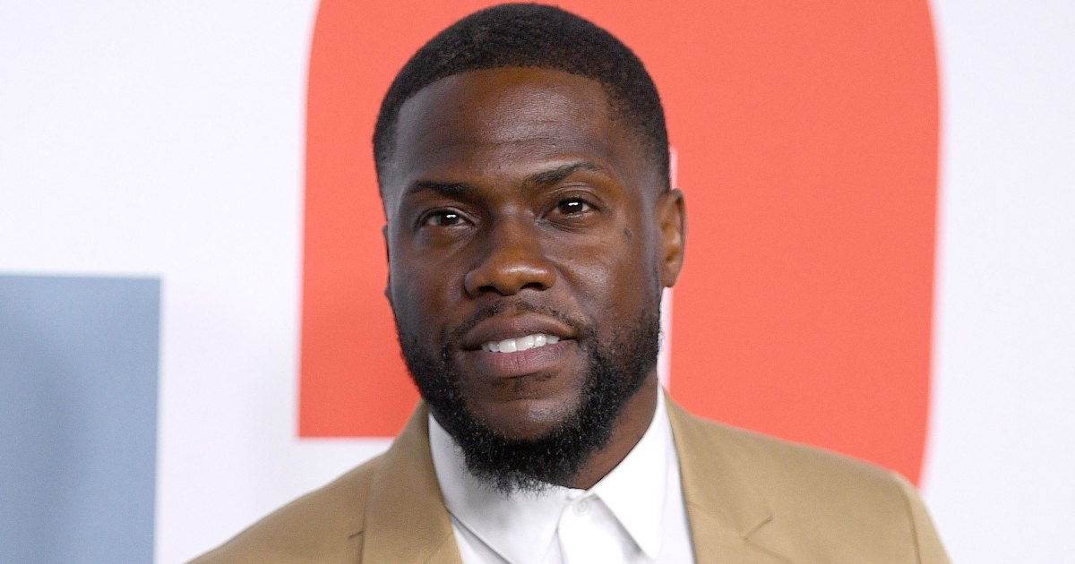 Kevin Hart Says He's 'Blessed to Be Alive' 2 Months After Car Accident
