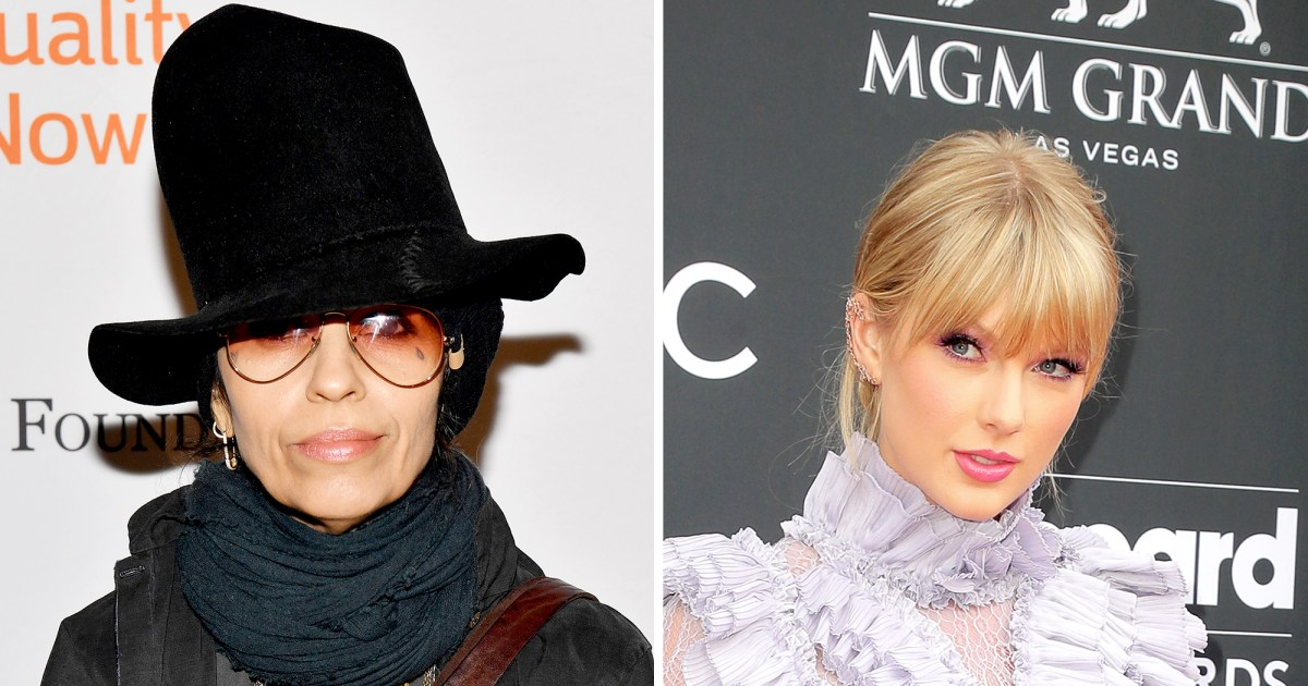 Linda Perry: Taylor Swift's Debacle With Big Machine Is 'Kind of Uncool'