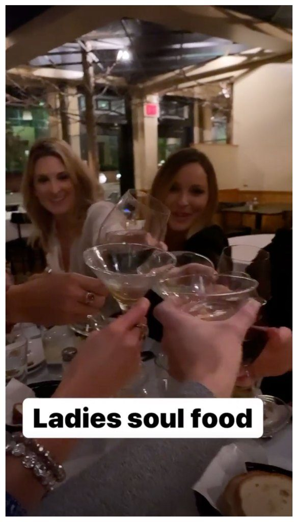 Meghan King Edmonds Has 'Ladies' Night Out Amid Jim Edmonds Split