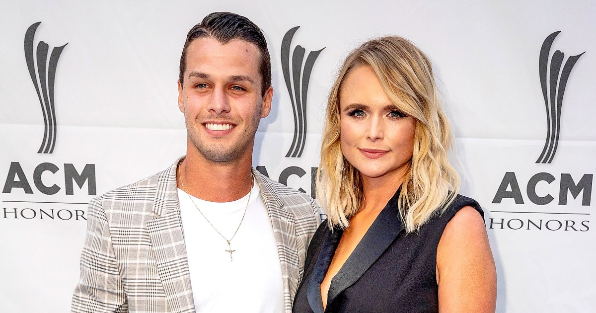 Aw! Miranda Lambert Nominates Husband for First Responder Friday