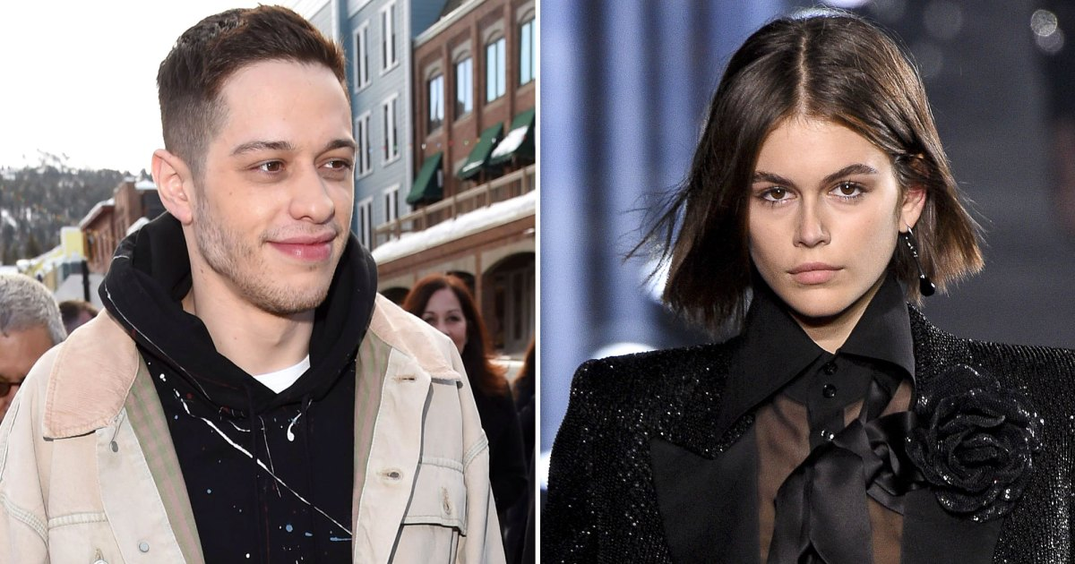 Kaia Gerber 'Looked Super Into' Pete Davidson on Cozy NYC Date