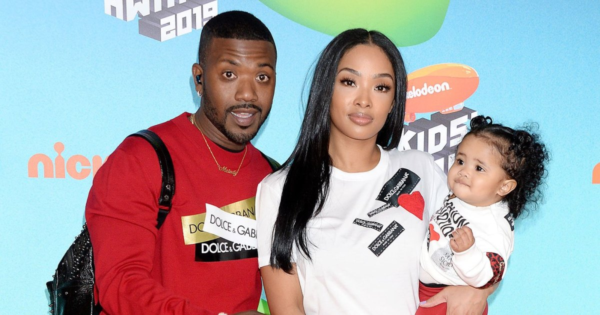 Ray J Clears Up Drama With Princess Love: 'I Love My Family'