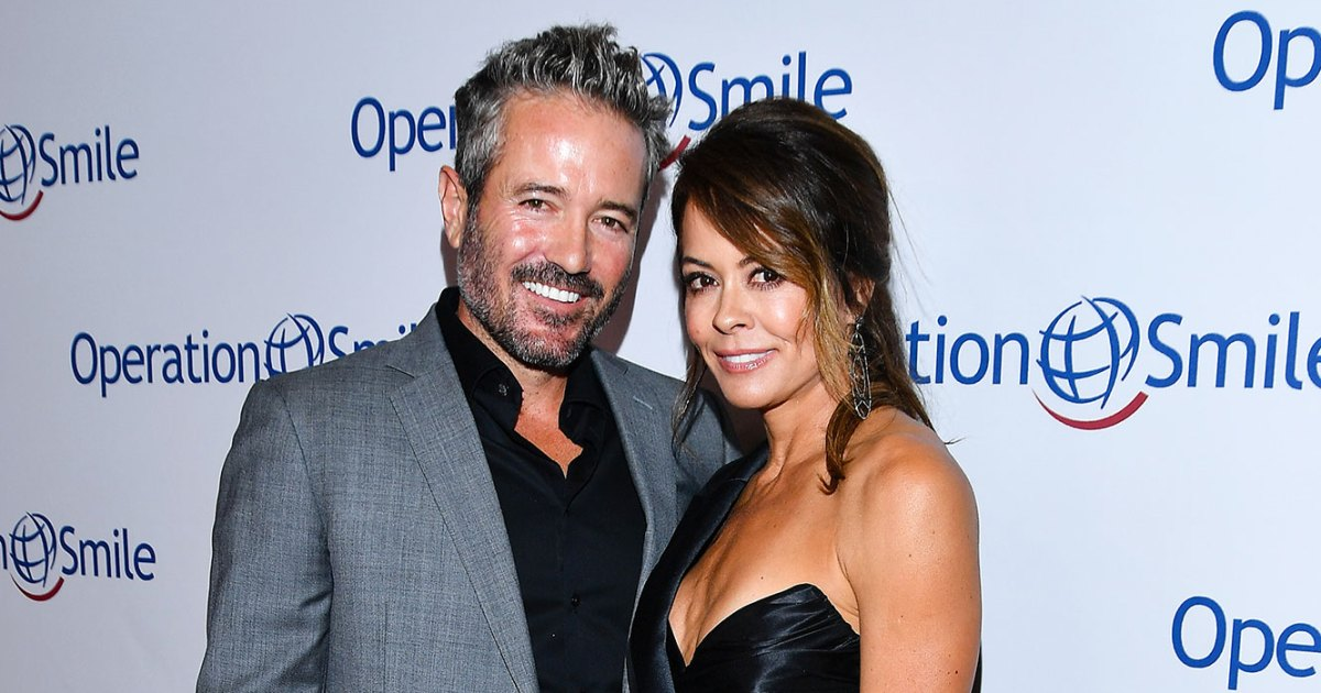 Brooke Burke on Life With Boyfriend Scott Rigsby: He's 'Super Supportive'