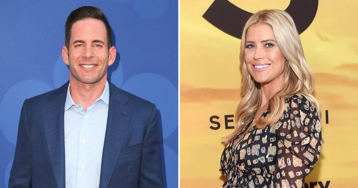 Tarek El Moussa: I'm 'Looking Forward' to Knowing Christina Anstead's Son