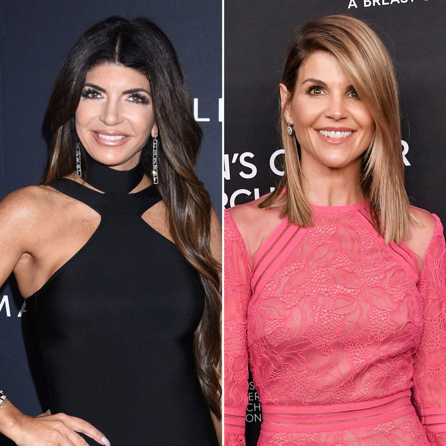 Teresa Giudice Believes Lori Loughlin Will Be Fine