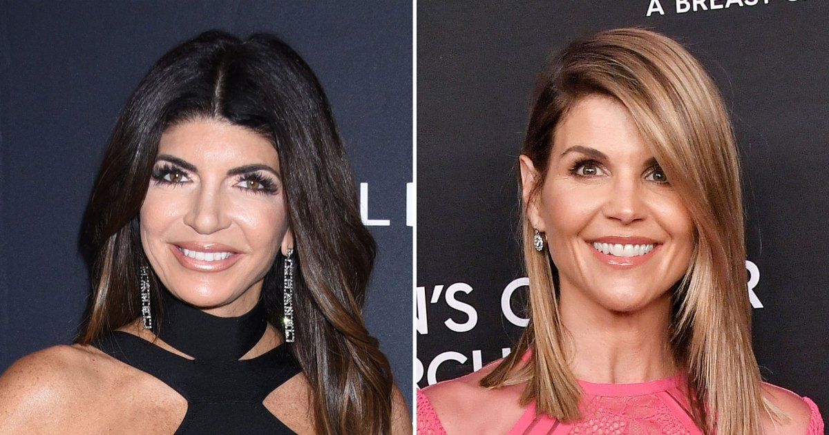 Teresa Giudice Weighs in on Lori Loughlin's Potential Prison Time