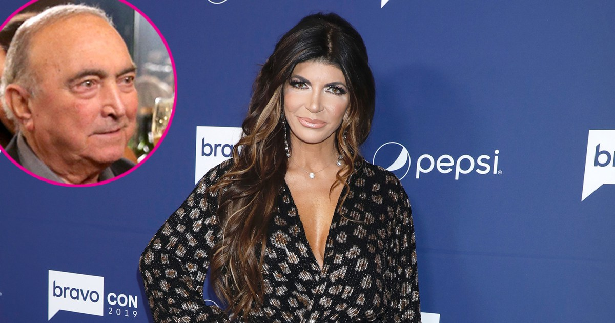 Teresa Giudice Leaves BravoCon Early to Rush Her Dad to the Hospital