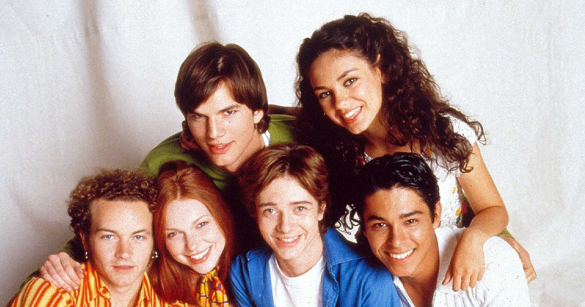 Reunion? Topher Grace Says 'That '70s Show' Cast Has a Group Text