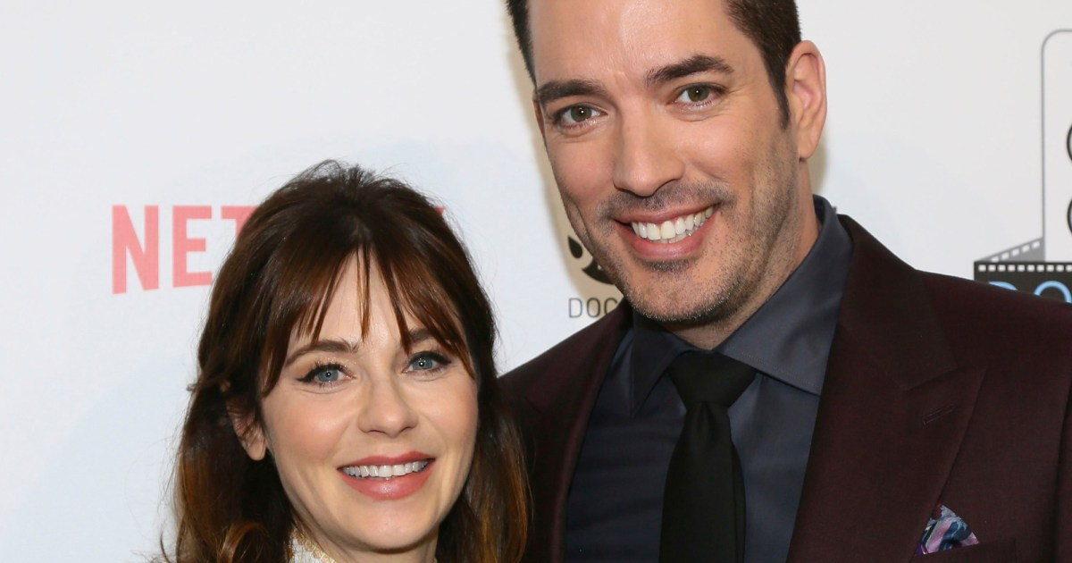 Zooey Deschanel and Jonathan Scott Share Flirty Comments After 'Perfect Date'