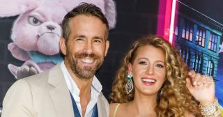 Blake Lively Shares Video Recorded by Ryan Reynolds of Her Being 'High' After Surgery