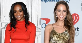 Rachel Lindsay Says She and Vanessa Grimaldi Are 'Cool Now' After Feud