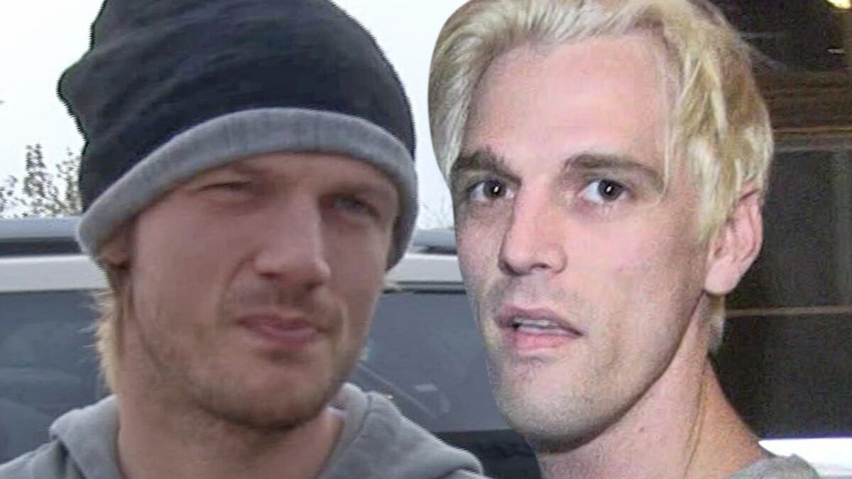 Aaron Carter's Brother Nick Granted Restraining Order for One Year