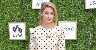 Melissa Benoist Shares Domestic Violence Story in Emotional Video