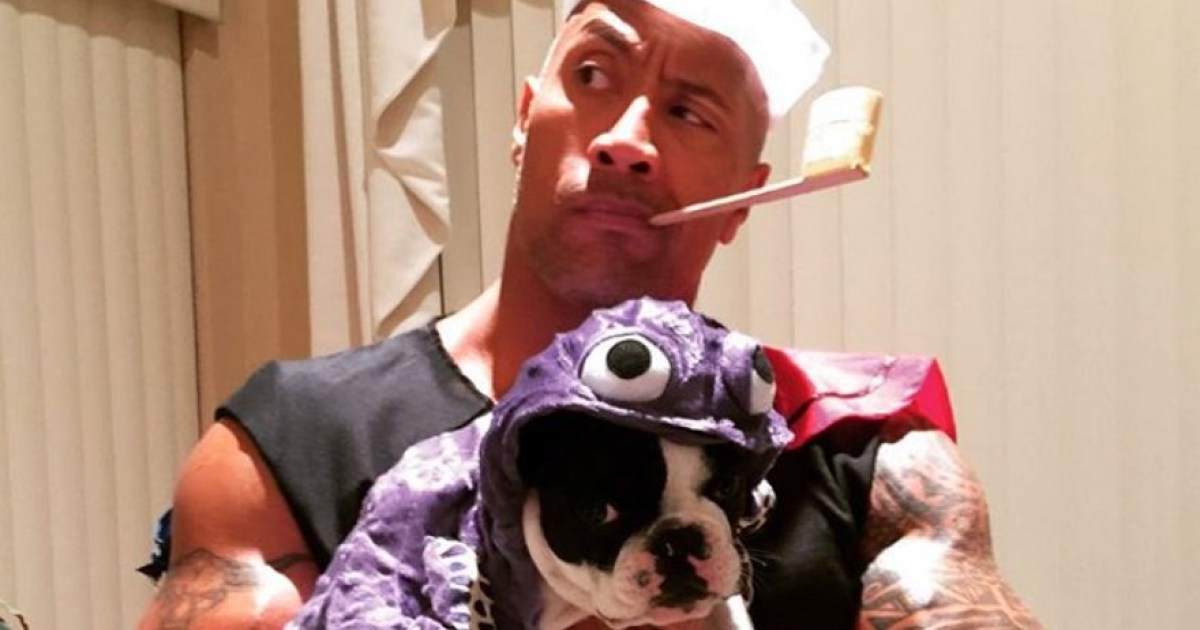 Best Celebrity Pet Halloween Costumes of All Time