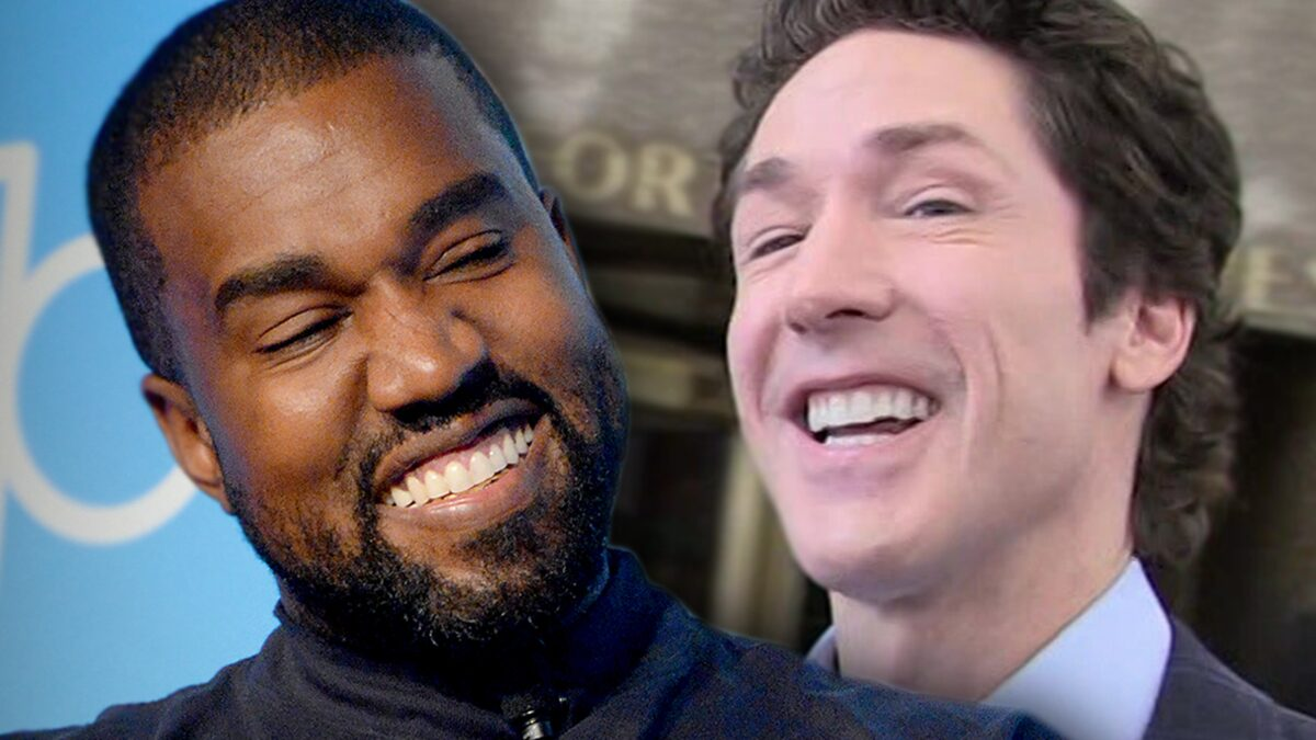 Kanye West's Sunday Service at Osteen's Church Was Ratings Bonanza