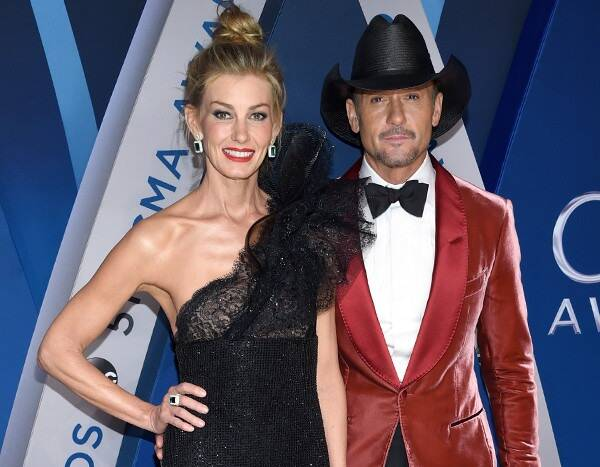 The Cutest County Music Couples on the CMAs Red Carpet of All Time