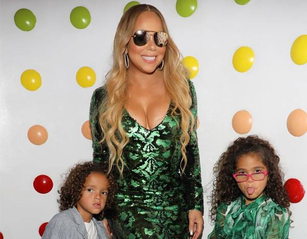 """Mariah Carey's Son """"Snuck Up"""" On Ryan Reynolds Wearing A Deadpool Mask During Family Hang Out"""