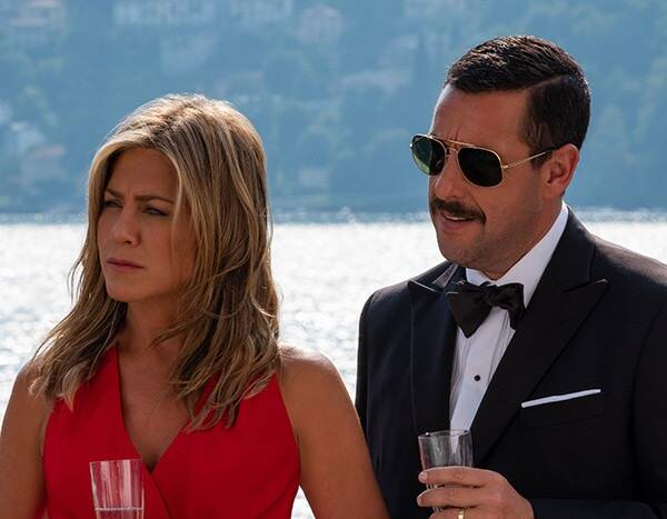 Jennifer Aniston and Adam Sandler Kill It Again as Murder Mystery Wins Comedy Movie of 2019 at the People's Choice Awards