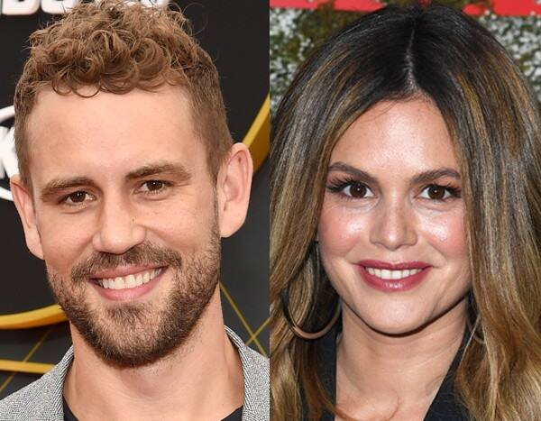 """Nick Viall Says He """"Hung Out"""" With Rachel Bilson Amid Relationship Speculation"""