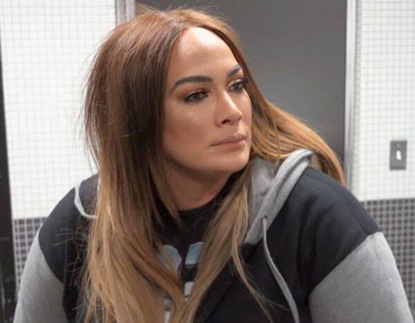 Nia Jax Breaks Down After Learning Her Other Knee Is Also Injured Ahead of WrestleMania