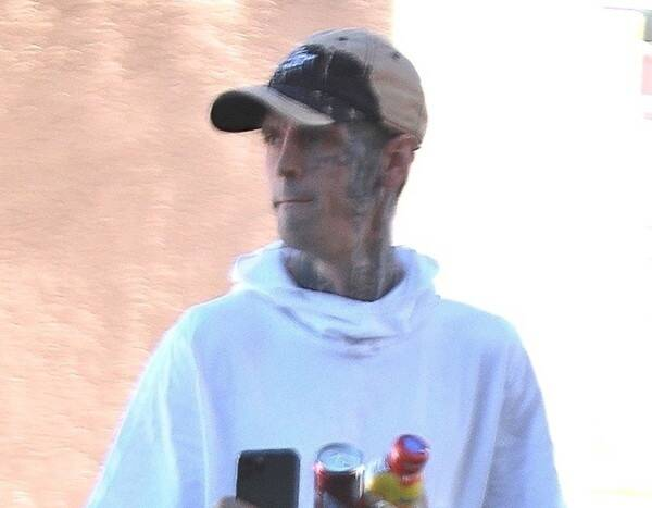 Aaron Carter Steps Out in Los Angeles Days After Hospitalization for Exhaustion