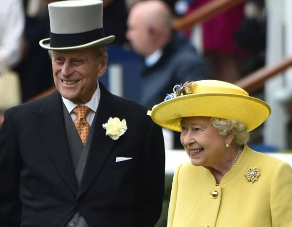 Royal Family Celebrates Queen Elizabeth II and Prince Philip's 72nd Wedding Anniversary