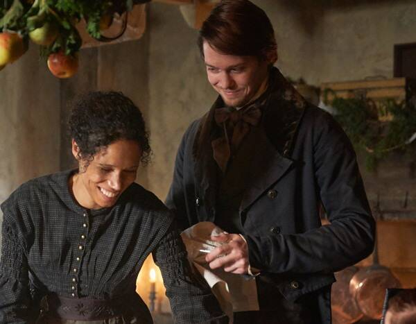 FX Puts a Dark Spin on A Christmas Carol With Joe Alwyn and Guy Pearce