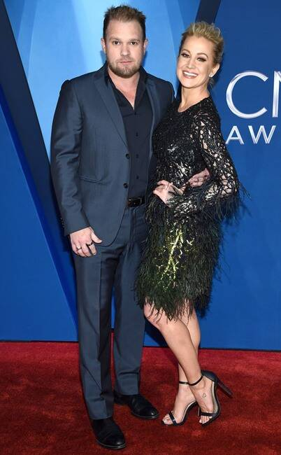 Kellie Pickler, Kyle Jacobs, 2017 CMA Awards, Couples