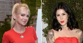 Anna Fairs and Kat Von D Bond Over Their Cheating Exes: 'There Was That Gut Feeling'