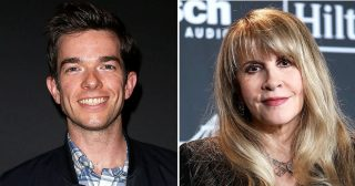 John Mulaney Shares How Stevie Nicks Hilariously Rejected Him