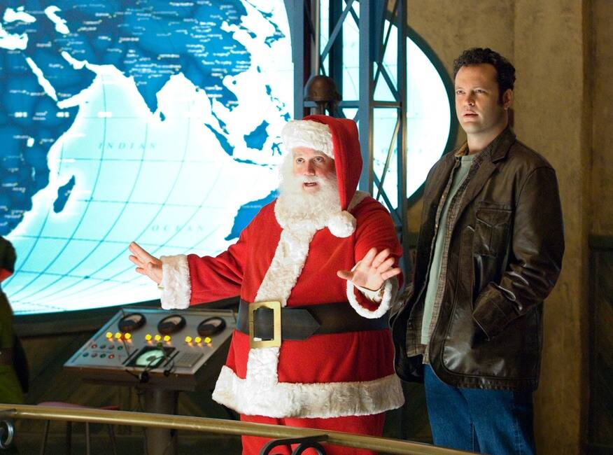 Fred Claus, Vince Vaughn
