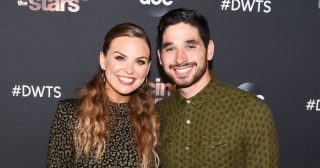 Aw! DWTS' Alan Bersten's Christmas Tree Included a Hannah Brown Ornament