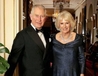 Prince Charles and Duchess Camilla Cruise Into the Holidays With Their 2019 Christmas Card