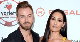 Nikki Bella: I Was 'Really Nervous' to Meet Artem Chigvintsev's Parents