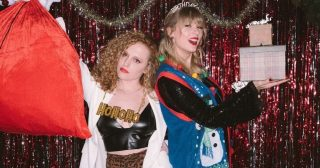 Blake! Gigi! Taylor Swift Throws Star-Studded Holiday Party for 30th Birthday