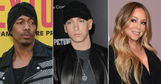 Nick Cannon Disses 'Grandpa' Eminem Over New Mariah Carey Jab