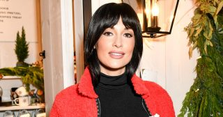 Kacey Musgraves Celebrated the Chanel N°5 in the Snow Fragrance in NYC