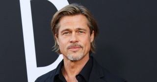 Inside Brad Pitt's Christmas Eve Plans With Younger Kids — Without a Monitor