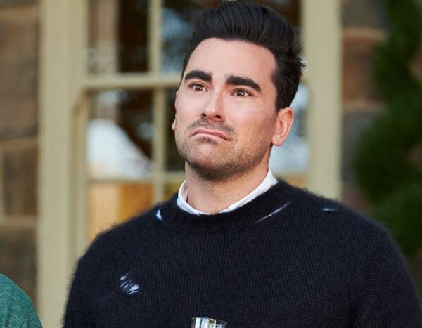 Dan Levy Calls the Schitt's Creek SAG Awards Breakthrough a Great Way to Begin the End of the Series