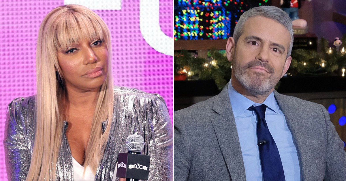 NeNe Leakes Calls Andy Cohen's Response to His Repeat Dress Diss 'Bulls–t'
