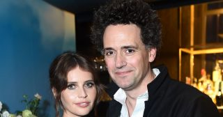 Felicity Jones and Husband Charles Guard Are Expecting Baby No. 1