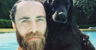Duchess Kate's Brother James Middleton Gives His Dogs the Royal Treatment