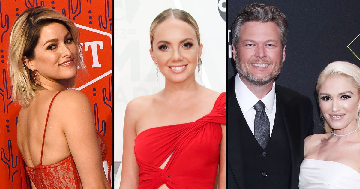 Cassadee Pope and More 'Voice' Alum on Gwen and Blake's Possible Engagement