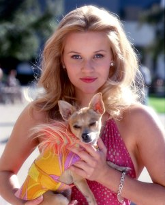 Mindy Kaling Channels Reese Witherspoon Legally Blonde