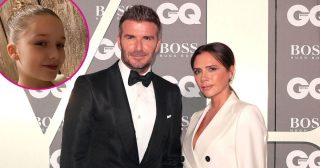 David and Victoria Beckham Gave Their Kids a Puppy for Christmas