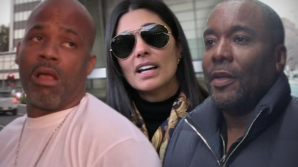 Damon Dash's $950k Child Support Tab Will Come Out of Lee Daniels' Pocket